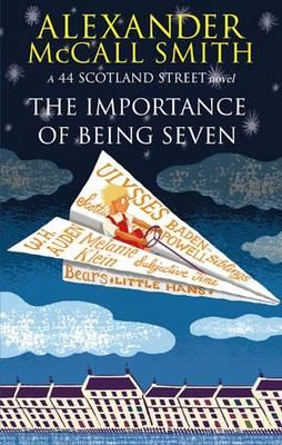 The-Importance-of-Being-Seven-Alexander-McCall-Smith-McCall-Smith-9780349123165