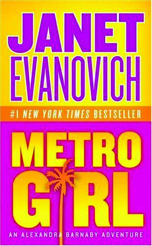 metro-girl